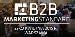 B2B Marketing Standard 2015