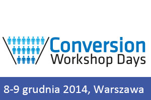 Conversion Workshop Days