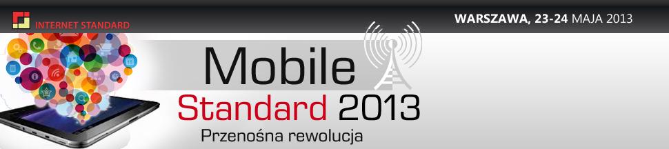 MobileStandard 2013