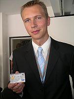 Paweł Kusza z BZ WBK prezentuje Allekartę