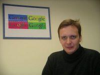 Artur Waliszewski w nowym biurze