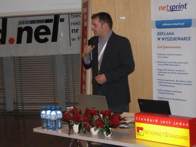Michał Lorenc, pierwszy człowiek polskiego biura Google