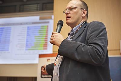 Andrzej Garapich, prezes PBI <br>fot. Piotr Gęsicki