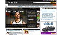 Yahoo! Sports to jeden z wielu serwisów tematycznych portalu