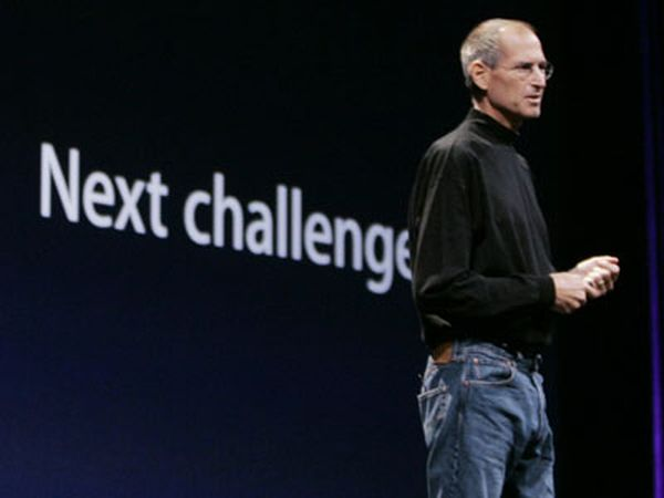 Steve Jobs next challenge