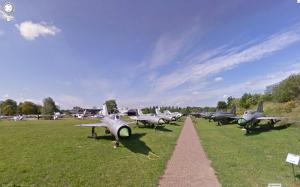 Muzeum Lotnictwa Polskiego Krakow