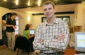 Marcin Woźniak, dyrektor zarządzający ARBOmedia