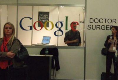 Inną atrakcją wystawy ad:tech była lecznica Google, gdzie można było stawić się na indywidualne konsultacje