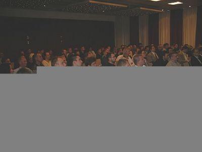 Uczestnicy seminarium eCard i Google. W warszawskim spotkaniu wzięło udział ponad 120 osób