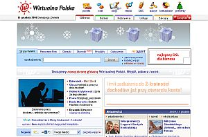 Obecna strona główna WP.pl