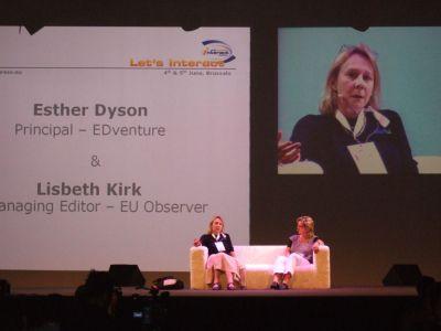 Esther Dyson opowiada o przyszłości maretingu w internecie i potrzebach konsumentów