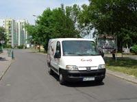 A.pl posiada własny transport