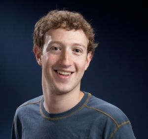 Mark Zuckerberg, CEO Facebook.com