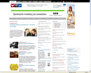 Nowy layout rp.pl