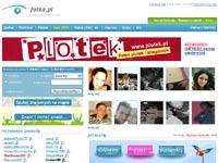 Fotka.pl, strona główna
