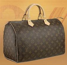 Torebki Louis Vuitton znane są na całym świecie dzięki charakterystycznemu wzorkowi