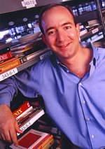 Jeff Bezos - założyciel i szef Amazon.com