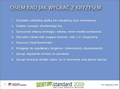 """""""Drugie życie mediów tradycyjnych"""" <br> Krzysztof Urbanowicz, Mediapolis"""