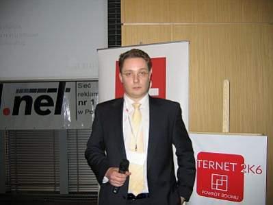 Gwidon Humeniuk, dyr departamentu Internet w CR Media rzucił kilka twardych danych