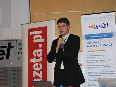 Olgierd Cygan, IAB Polska przekonywał do nowego podejścia do budowania serwisów WWW w dobie szybkiego internetu