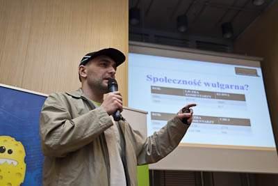 Kominek <br>fot. Piotr Gęsicki