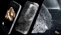 Diamenty, fragmenty meteorytów i ząb dinozaura w obudowie iPhone'a 4
