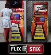 Flix on Stix wskrzesi wypożyczalnie filmów?