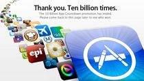 10-miliardową aplikacją okazała się gra Paper Glider