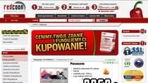"""Polski redcoon zajmuje 3. pozycję wśrod sklepów internetowych w kategorii """"Foto, RTV, AGD"""" wg rankingu Internet Standard """"e-commerce 2010""""."""