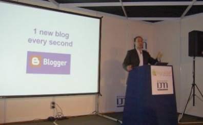 Danny Meadows-Klue, szef IAB Europe, przekonywał, że internet zmienia się w ciagu każdej sekundy