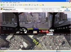 Wirtualna przejażdżka ulicami Seattle