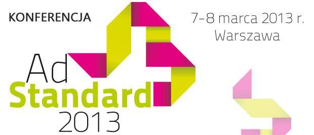 Konferencja AdStandard2013