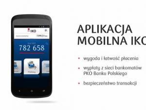 Nominowani do tytułu Firmy Roku Polskiego Internetu: IKO PKO BP