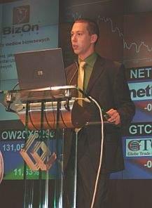 Rafał Szychowski, dyrektor zarządzający BizOn Media