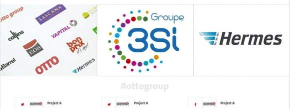 Oficjalna strona Otto Group