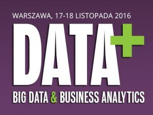 VI edycja konferencji DATA+