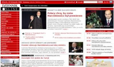 Strona główna Dziennik.pl