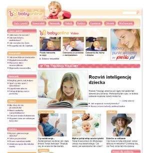 Serwis BabyOnLine.pl