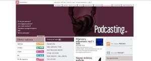 Nowy serwis podcastingowy Polskiego Radia