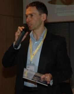 Tomasz Czechowicz - człowiek roku 2006 Internet Standard