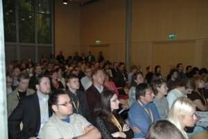 Pełna sala w trakcie II dnia konferencji